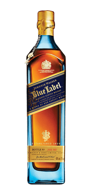 Johnnie Walker Blue Label Scotch 700ml