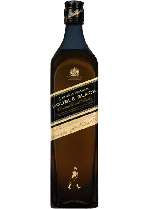 Johnnie Walker Double Black Scotch 700ml