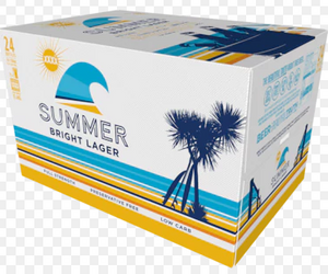XXXX Summer Bright Lager Bottles 330ml x 24