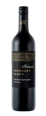 Katnook Estate Founder's Block Cabernet Sauvignon
