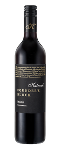 Katnook Estate Founder's Block Merlot
