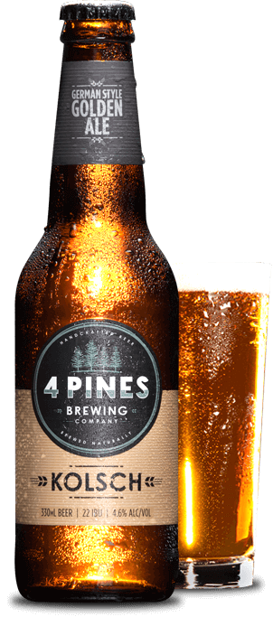 4 Pines Kolsch 330ml x 24