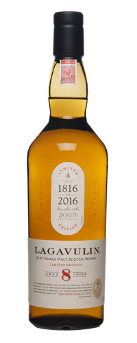 Lagavalin 8yo Scotch 700ml