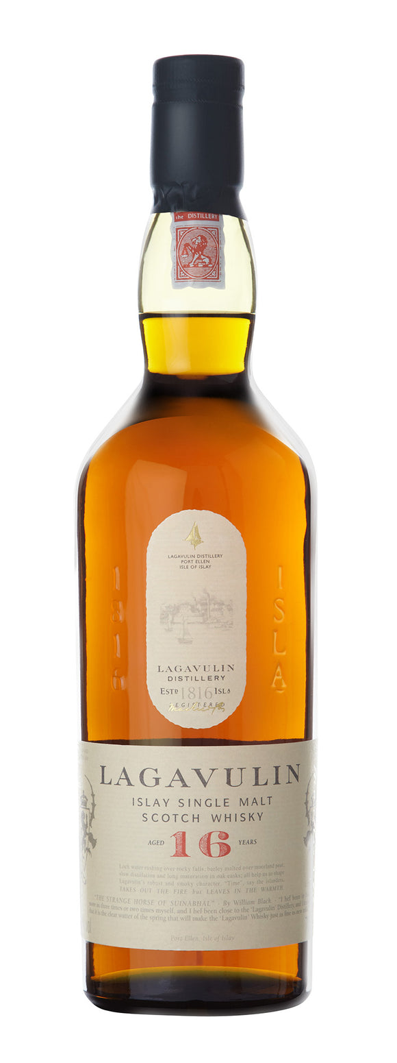 Lagavulin 16yo Scotch 700ml