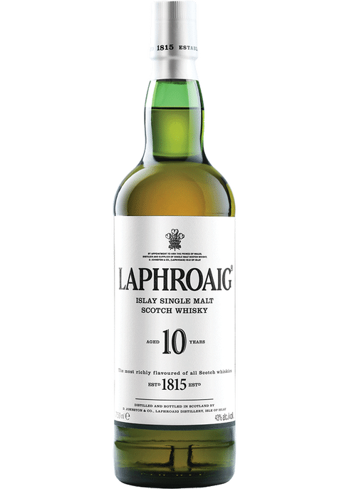 Laphroaig 10yo Scotch 700ml