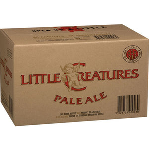 Little Creatures Pale Ale 330ml x 24