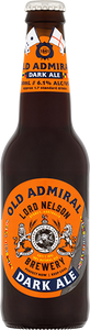 Lord Nelson Old Admiral Dark Ale Bottles 330ml x 24
