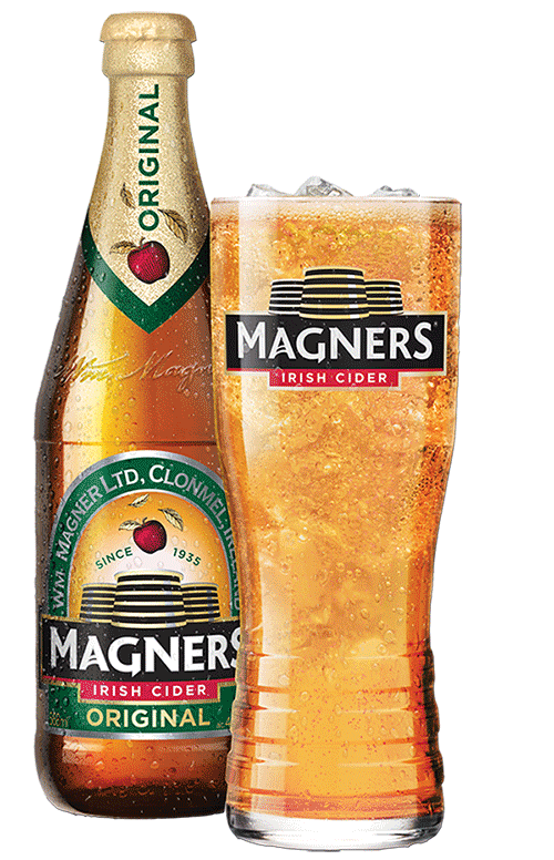 Magners Apple Cider 330ml x 24 Bottles