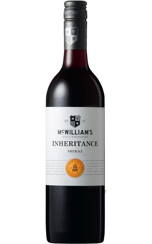 McWilliams Inheritance Shiraz