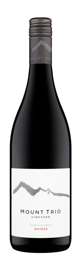 Mount Trio Shiraz