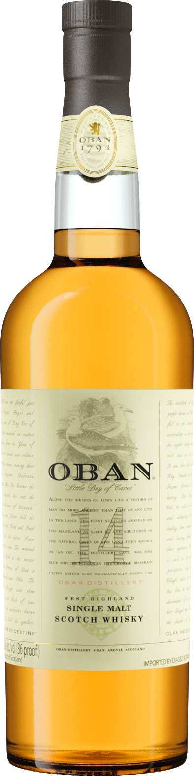 Oban 14yo Scotch 700ml