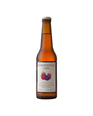 Rekorderlig Wild Berries 330ml x 24 Bottles