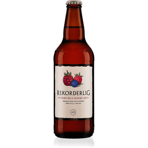 Rekorderlig Wild Berries 500ml x 15 Bottles