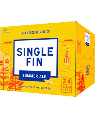 Gage Roads Single Fin Cans 330ml x 24
