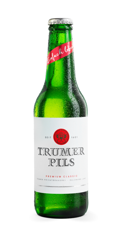 Trumer Pils Bottles 330ml x 24