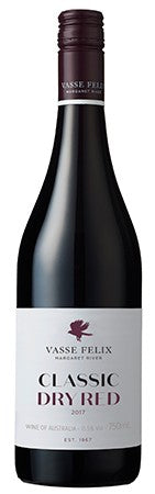 Vasse Felix Classic Dry Red-12 Bottle Deal