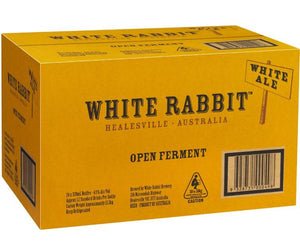 White Rabbit White Ale Bottles 330ml x 24