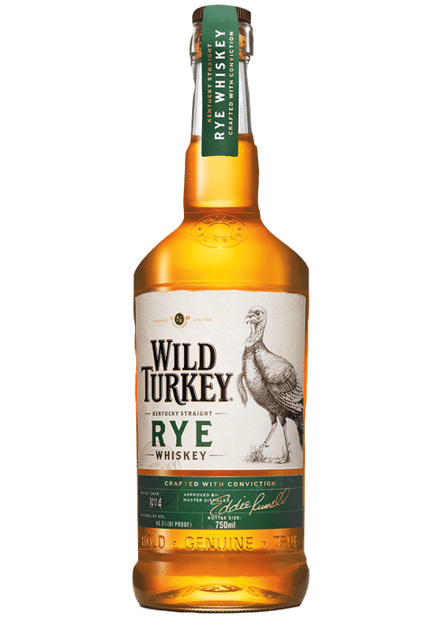 Wild Turkey Rye Bourbon 700ml