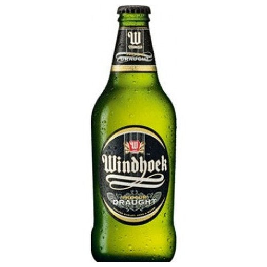 Windhoek Draught 330ml Ctn/24 Back in Stock 24/6/2020