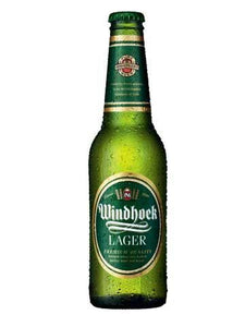 Windhoek Lager 330ml Ctn/24 Back in Stock 24/6/2020