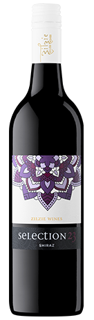 Zilzie Selection 23 Shiraz