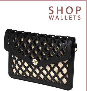 Fab Fash carries wallets