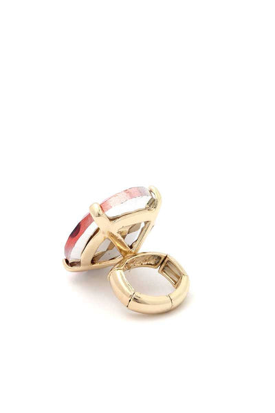 Oval Shape Ring