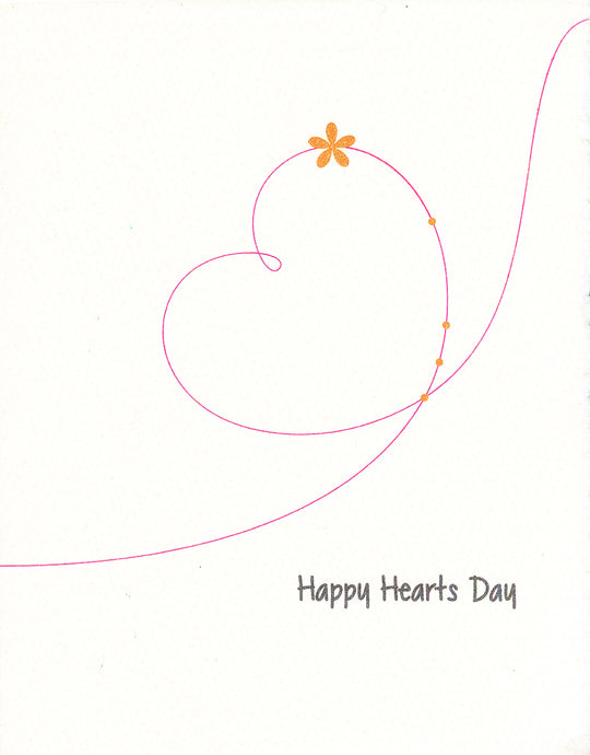 whimsical heart  . . . valentine's card