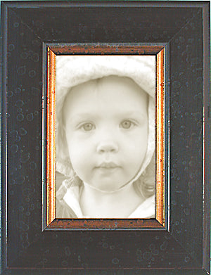 Black Dutch School  Picture Frame