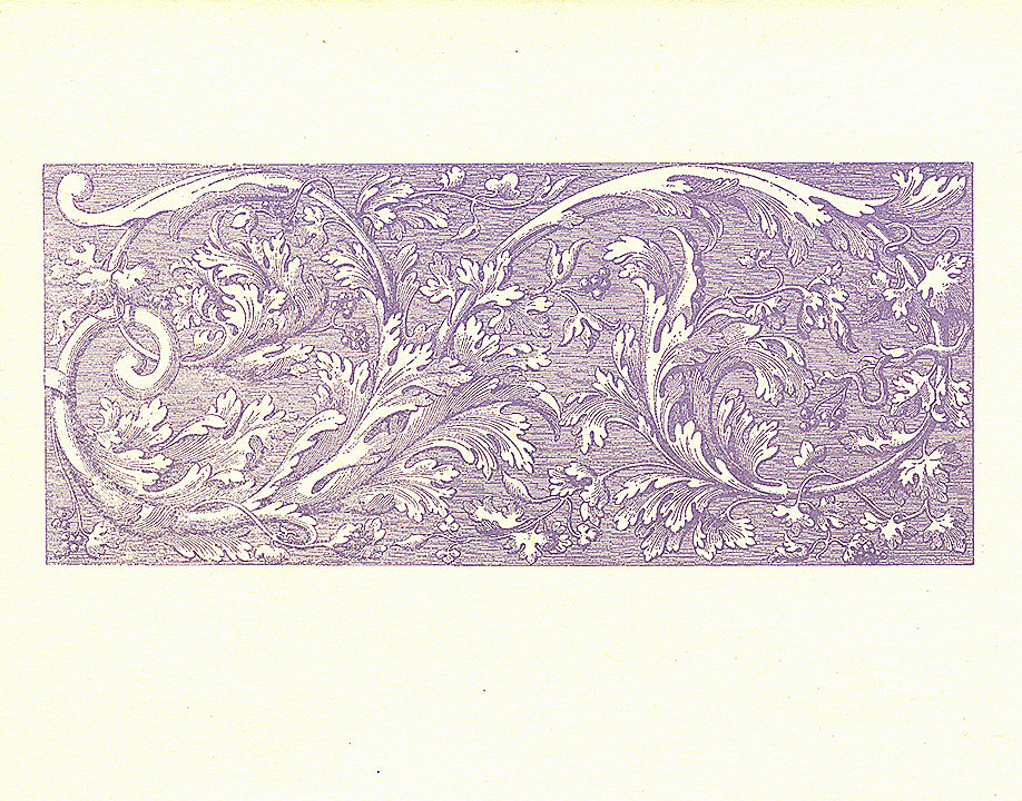 letterpress elegant blank notes periwinkle engraving