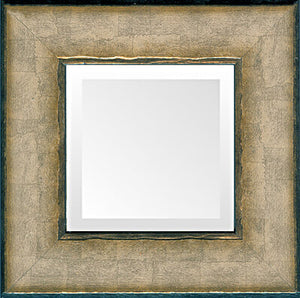 Italian Soft Silver Transitional Mirror