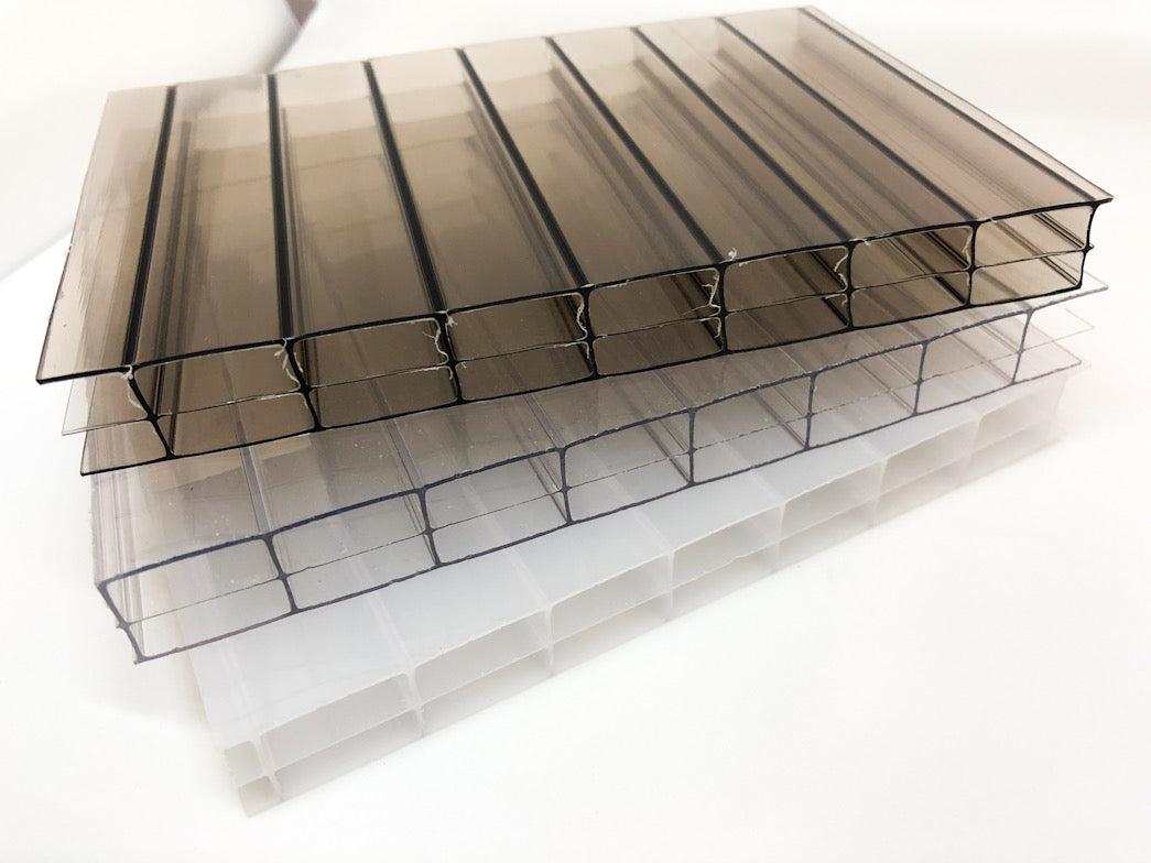 DIY Build Your Own - 16MM Polycarbonate Multiwall Sheets