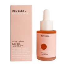Routine Face Day Oil- Woke Glow