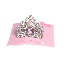 Hello Kitty TIARA CLIP EGKT505