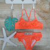 Parasole Curls Orange Bikini