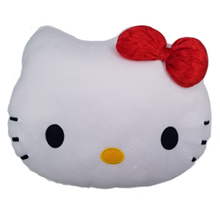 BTG HELLO KITTY FACE PLUSH 35CM