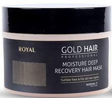 Gold Hair Mask 500ml Home care