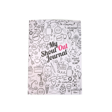 My Shout Out, Detox Journal