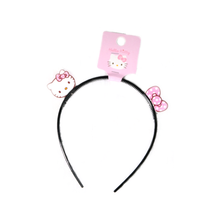 Hello Kitty Black Head Band EGKT1171