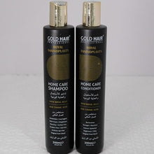 Gold Hair Shampoo 300ml Home Care