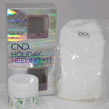CND Holiday Heeling Kit