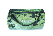 Small Duffle Green/Black