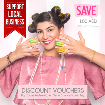 350AED Worth of services for 250AED