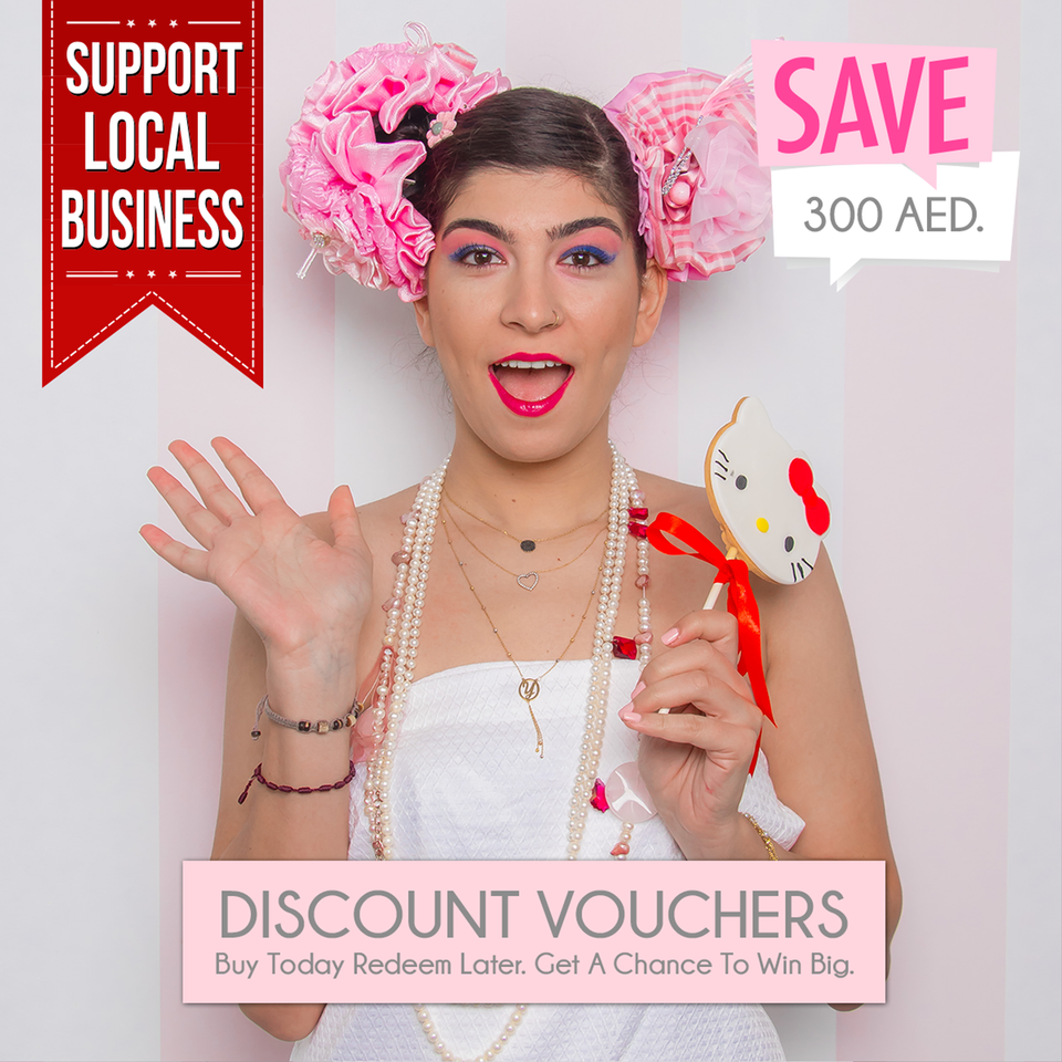1000AED Worth of services for 700AED