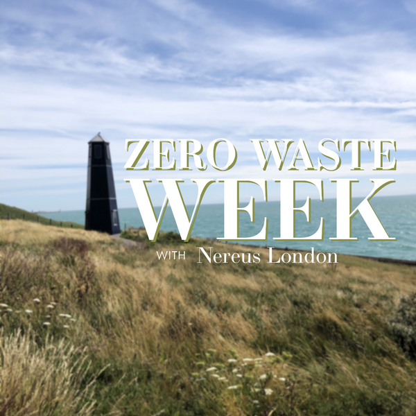 Four Simple Steps to a Zero Waste Bathroom