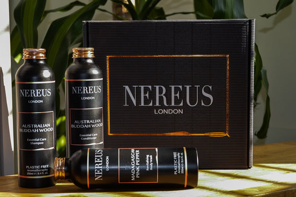 Full Hair and Body Care Set - Nereus London