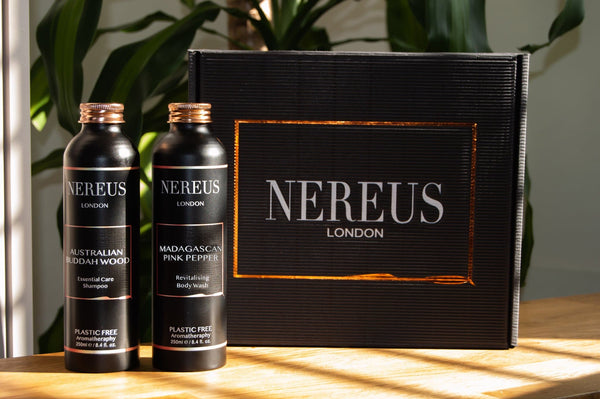 Hair and Body Care Set - Nereus London