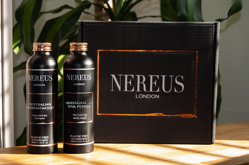 Premium Natural Hair and Body Care Set - Nereus London