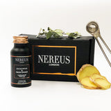 Sustainable Stocking Filler: Eucalyptus & Fresh Ginger Antibacterial Hand Gel - Nereus London