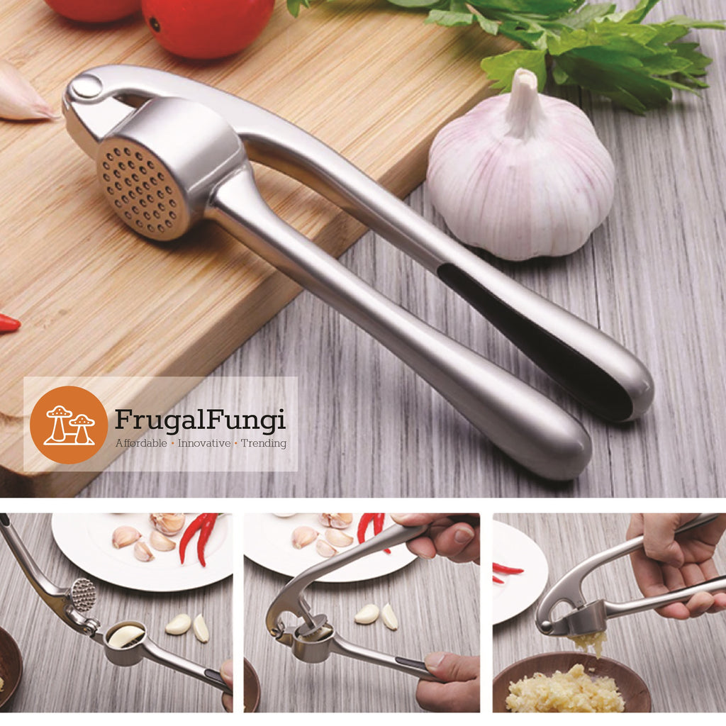 Metal Garlic Press